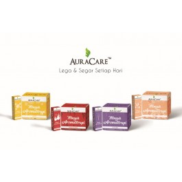 Aromatheraphy Oil Roll On By Auracare   Minyak Aromaterapi   Minyak Angin Fresh & Wangi   Fresh Ointment Relaxing Calm