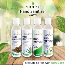 250ml Hand Sanitizer Gel By Auracare   Personal Care Hand Sanitize   Auracare Hand Sanitizer   Health Care