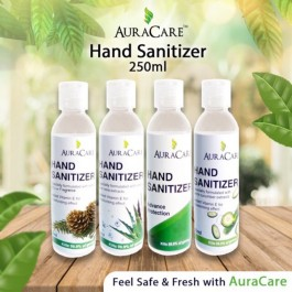 AuraCare hand sanitizer 250 ml
