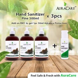500ml Hand Sanitizer Gel By Auracare   Personal Care Hand Sanitize   Auracare Hand Sanitizer   Health Care