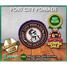Port City Pomade - ALL NEW
