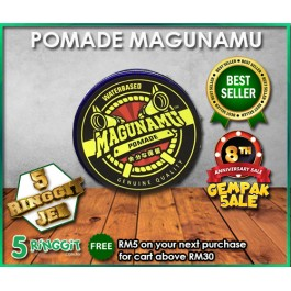 Pomade Magunamu - ALL NEW